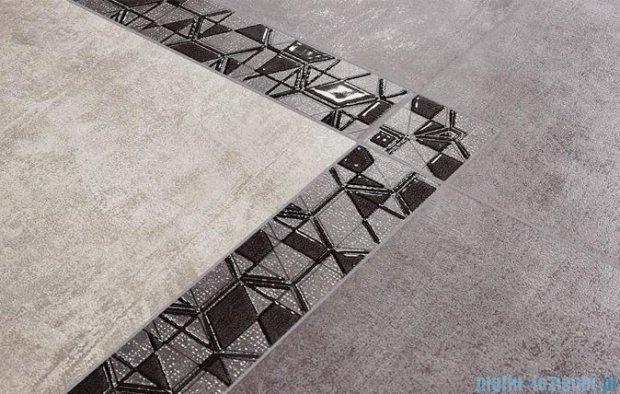 Paradyż Lensitile grafit płytka podłogowa 45x45