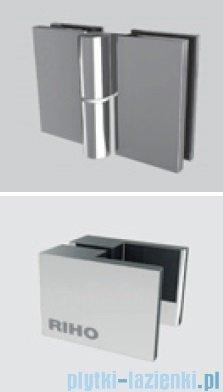 Riho Kabina prysznicowa Scandic Lift M308 120x120x200 cm LEWA GX0407201