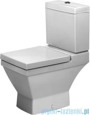 Duravit 2nd floor miska toaletowa stojąca lejowa bez spłuczki 370x665 210709 00 00