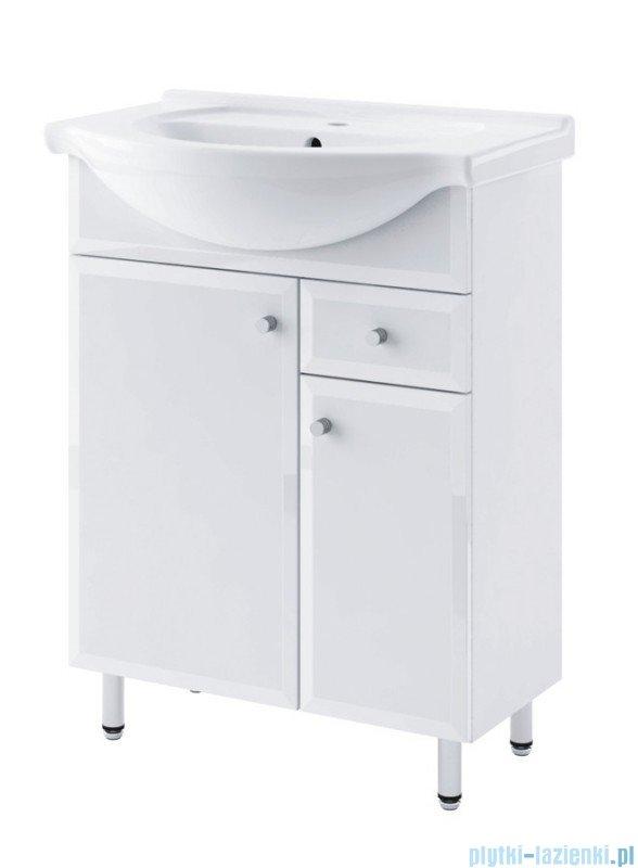 Aquaform Dallas szafka podumywalkowa 65cm biały 0401-530121