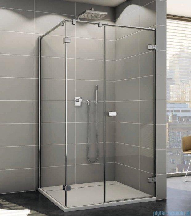 Sanswiss Melia ME31P Kabina prysznicowa prawa 120x90cm przejrzyste ME31PD1201007/MET3PG0901007