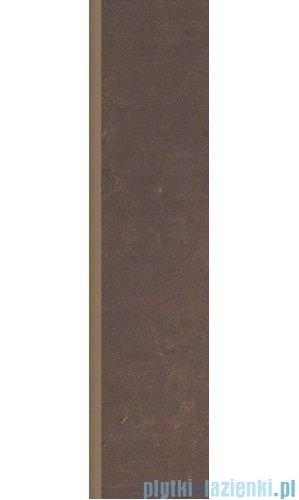 Paradyż Mistral brown satyna cokół 7,2x29,8