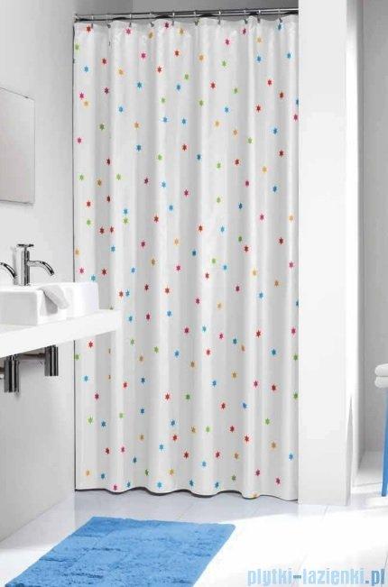 Sealskin Star Multi zasłona prysznicowa tekstylna 180x200cm 233491303