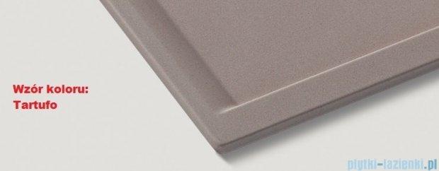 Blanco Subline 400-U zlewozmywak Silgranit PuraDur  kolor: tartufo  bez k. aut. 518562