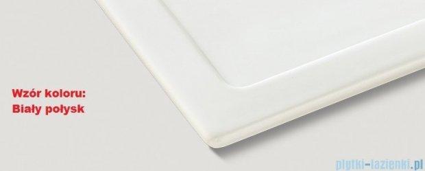 Blanco Idessa 6 S  Zlewozmywak ceramiczny kolor: biały połysk z kor. aut. 516000