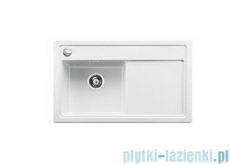 Blanco Zenar 45 S-F  Zlewozmywak Silgranit PuraDur komora lewa kolor: biały z kor. aut. z jesionową deską do krojenia 519302