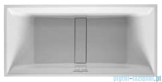 Duravit 2nd floor wanna prostokątna 200x100cm na stelażu do obudowy meblowej 700163 00 0 00 0000