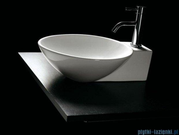 Bathco umywalka nablatowa Bayona 42x50,5 cm 0028