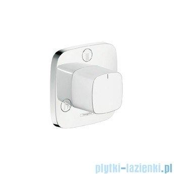 Hansgrohe PuraVida Przełącznik podtynkowy biały 15937400