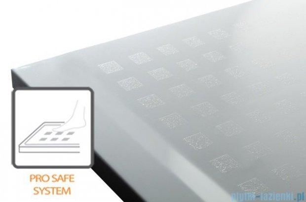 Sanplast Brodzik kwadratowy Space Line 100x100x3cm + syfon 615-110-0040-01-000