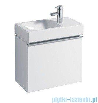 Keramag Icon Xs Szafka wisząca pod umywalkowa biały połysk 840052