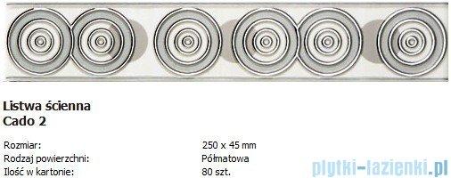 Domino L-Cado 2 25x4,5