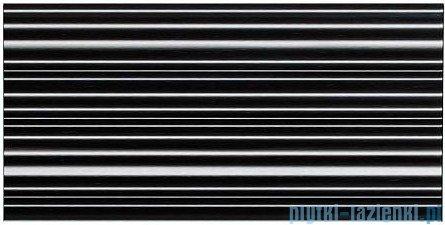 Dunin 3D Mazu płytka szklana 60x30 silver strip
