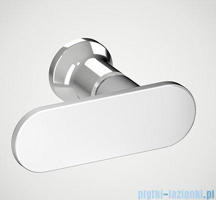 New Trendy New Soleo 100x195 cm drzwi wnękowe wspornik krzyżowy przejrzyste D-0156A-WK