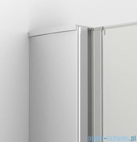 New Trendy New Renoma drzwi wnękowe 90x195 cm przejrzyste prawe D-0098A