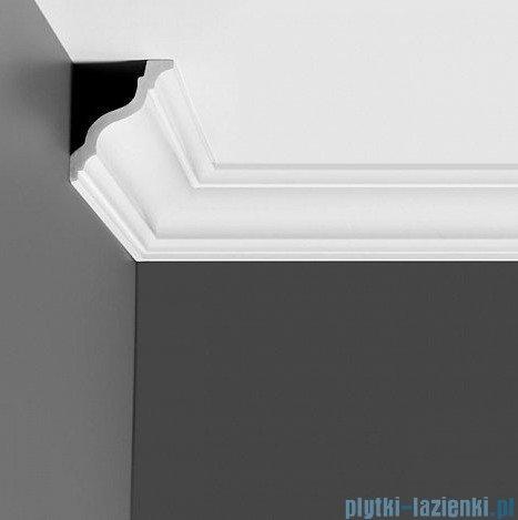 Dunin Wallstar listwa sufitowa gładka 6x6x200cm CET-061