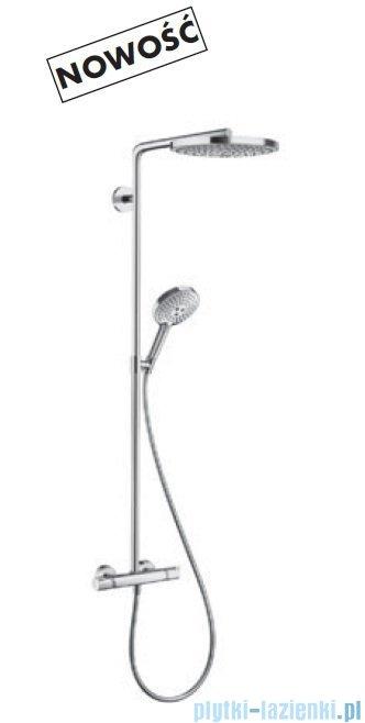 Hansgrohe Komplet prysznicowy Raindance Select S 240 2jet DN15 biały/chrom 27129400