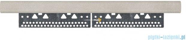 Pilch Cemento szary profil schodowy 4x59,6
