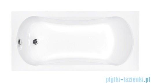 Besco Aria Prosafe 150x70cm płytka wanna prostokątna
