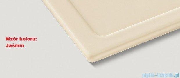 Blanco Zenar 45 S Komora podwieszana ceramiczna lewa kolor: jaśmin z kor. aut. 517195