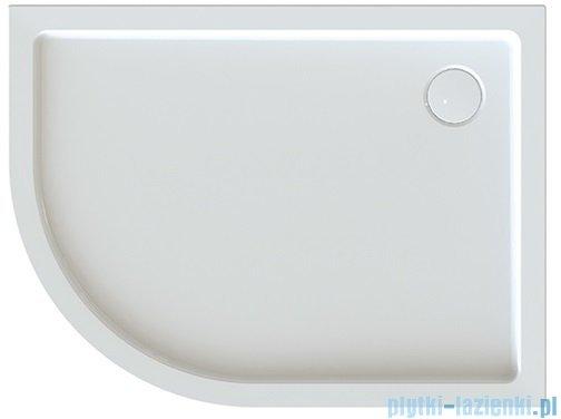 Sanplast Free Line brodziki asymetryczny BP-P/FREE 80x100x5+STB prawy 615-040-1770-01-000
