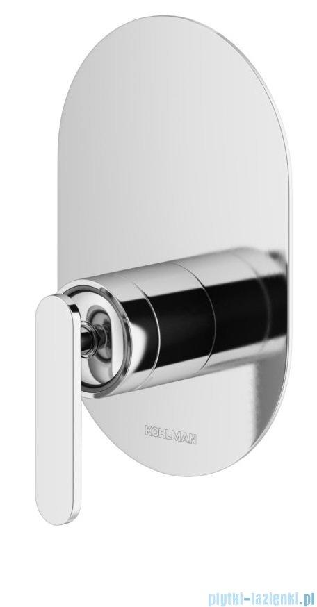 Kohlman Boxine zestaw prysznicowy chrom QW220BR30