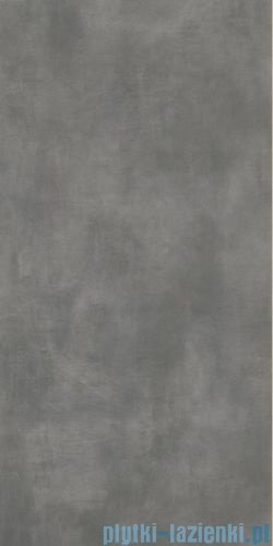 Paradyż Tecniq grafit mat płytka podłogowa 44,8x89,8