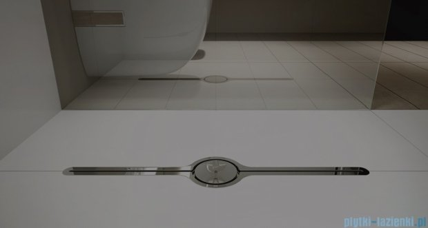 Wiper Eye-drain A2 Massimo Odpływ prysznicowy 70 cm poler Eye-drainMASSIMOA2_700Poler