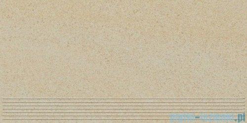 Paradyż Arkesia beige satyna stopnica 29,8x59,8