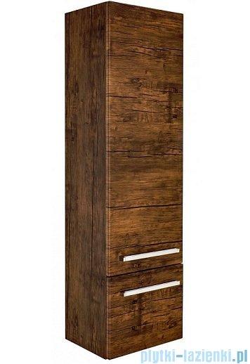Antado Spektra Słupek wiszący wysoki 40x32x143 stare drewno FDF-492GT-50