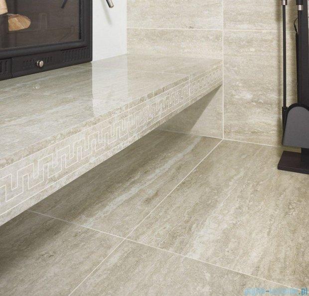 My Way Travertino Silver płytka podłogowa 44,8x44,8