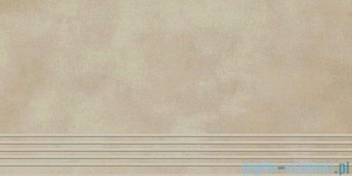 Paradyż Tecniq beige półpoler stopnica 29,8x59,8