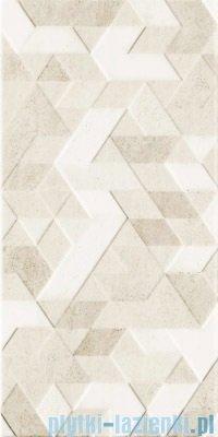 Paradyż Emilly beige struktura dekor płytka ścienna 30x60