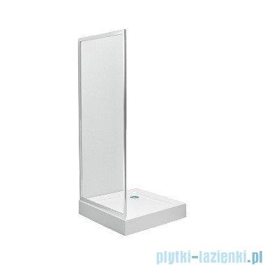 Koło Ścianka boczna First 90cm szkło przezroczyste profil srebrny połysk ZSKX90222003