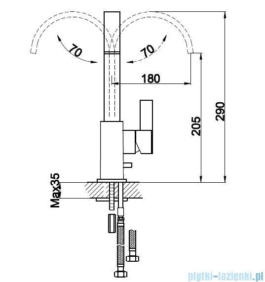 Kohlman Dexame bateria kuchenna QB140D