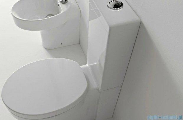 Kerasan Cento Zestaw WC kompakt (3517,3581,7509,358801)