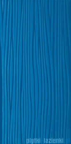 Paradyż Vivida blue struktura płytka ścienna 30x60
