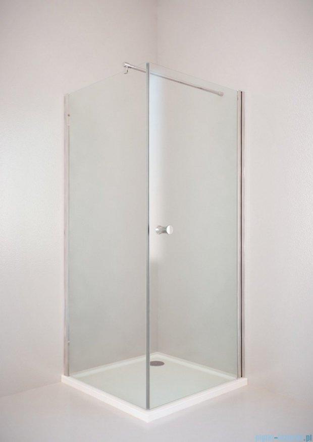 Sea Horse Fresh Line kabina natryskowa narożna kwadratowa drzwi pojedyncze  80x80 cm   BK259/1T