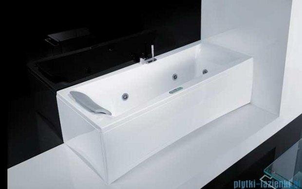 Novellini Elysium Wanna Y 170x70 z hydromasażem wodnym PRAWA Y517070RD0-A1K