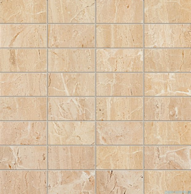 Tubądzin Bellante brown mozaika ścienna 30,3x30,8