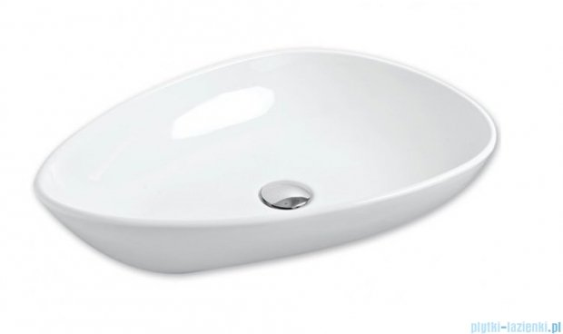 Antado Susanne szafka z umywalką Conti biała/blat brąz 95x46cm AS-140/95-WS+AS-B/4-140/95-70+UCT-TP-37x59