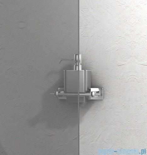 New Trendy Varia 80x90x190 cm kabina prostokątna grafit K-0389