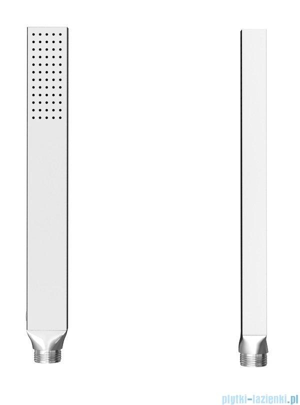 Kohlman Axis zestaw prysznicowy chrom QW210NQ25