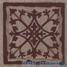 Paradyż Tremont brown A narożnik 9,8x9,8