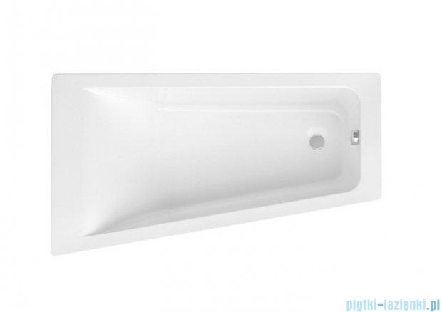 Roca Easy wanna 150x80cm lewa z hydromasażem Smart Water Plus Opcja A24T285000