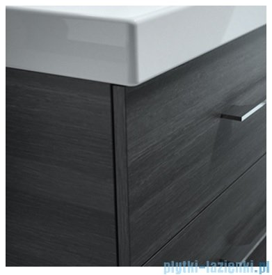 New Trendy szafka podumywalkowa One 60cm dąb srebrny ML-0002