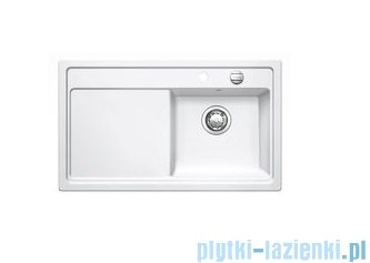 Blanco Zenar 45 S Komora podwieszana ceramiczna prawa kolor: biały mat z kor. aut. 517190
