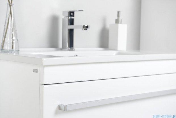 Antado Variete ceramic szafka z umywalką ceramiczną 82x43x40 biały połysk FM-AT-442/85GT+UCS-AT-85