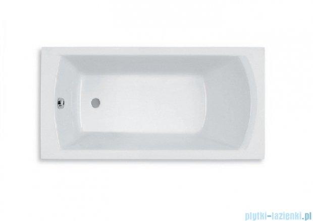 Roca Linea wanna 170x75cm z hydromasażem Smart WaterAir Plus A24T046000