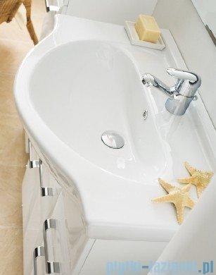 Antado umywalka ceramiczna 87x48 cm UCG-85
